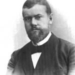 Max Weber 1894